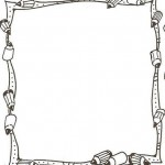 pencil_frame_coloring