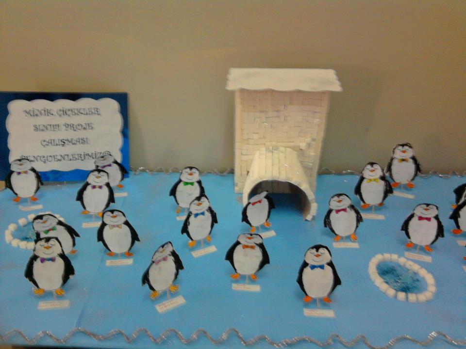 penguin project craft