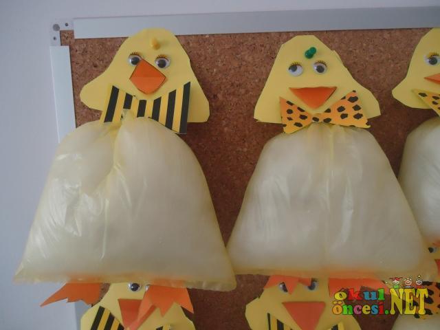 plastic bag chichk