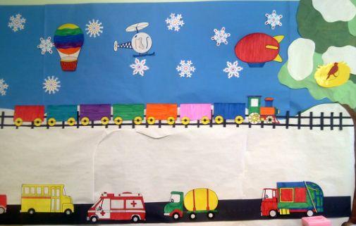 preschool transportation crafts 1