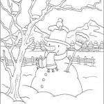 preschool winter season coloring page (5)