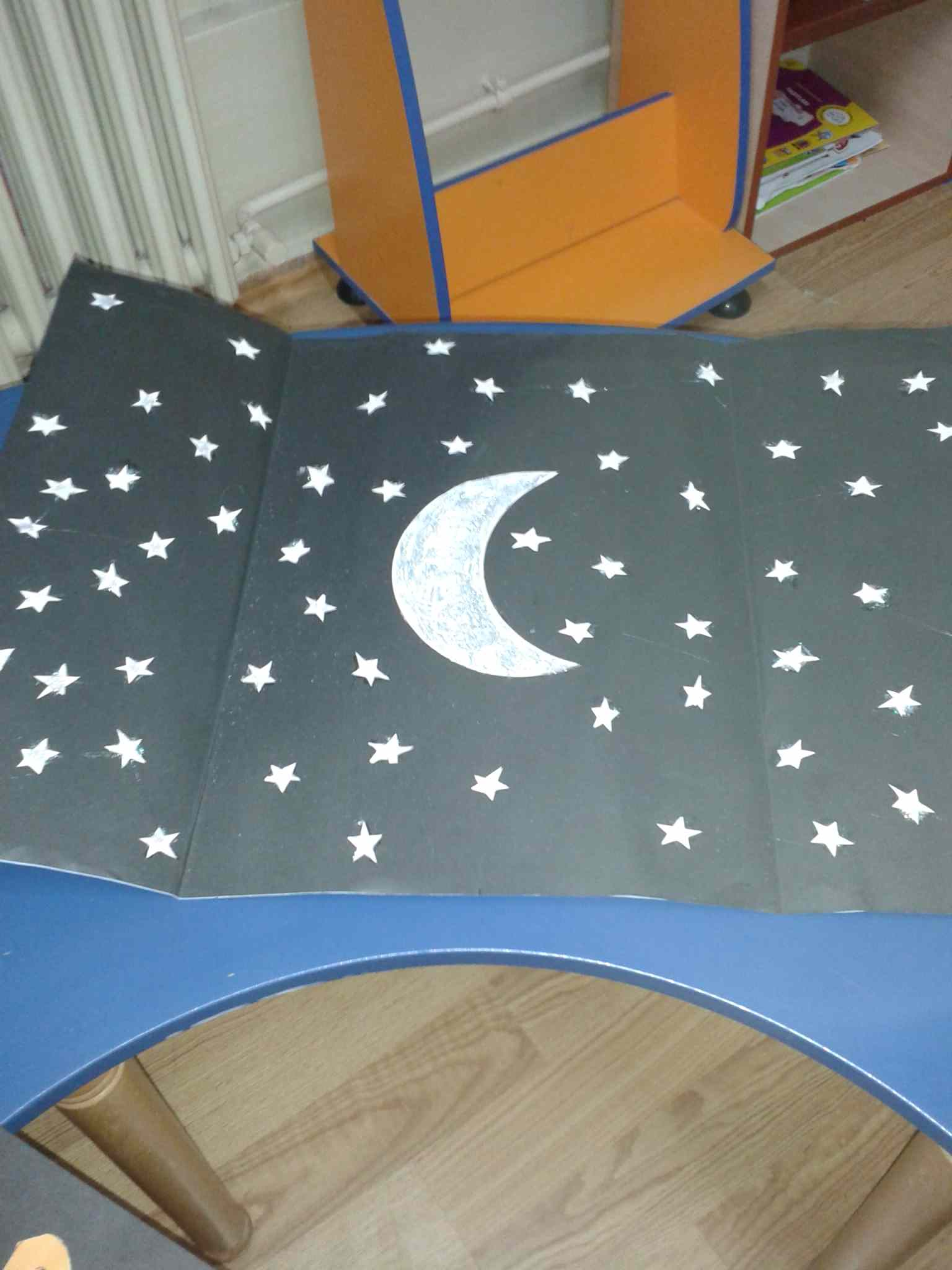 Moon craft ideas for kids Crafts