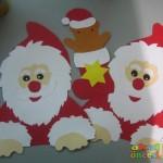 santa clous crafts