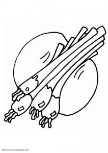 scallions-coloring-page
