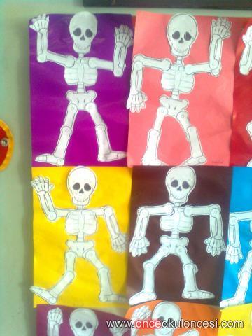 skeleton craft for kids (2)