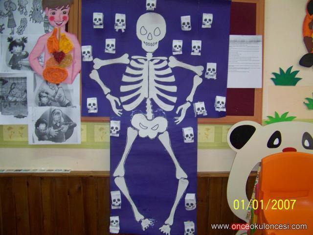 skeleton craft for kids (4)