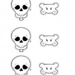 skeleton craft for kids (7)