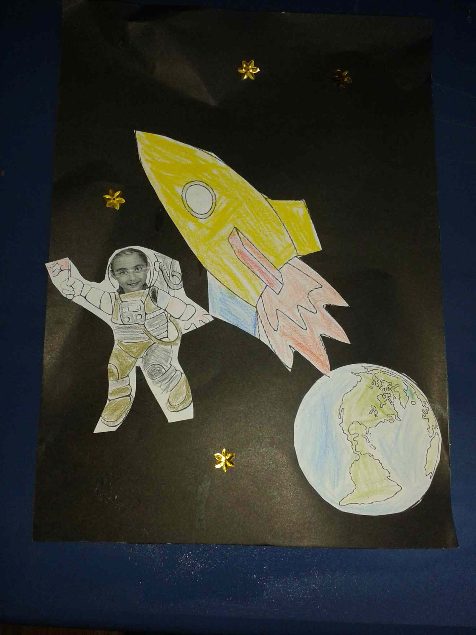 astronaut craft ideas space crafts crafts and worksheets for preschool toddler 1071