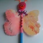 spoon butterfly