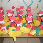 sprey box chicken craft