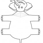 stand up elephant craft