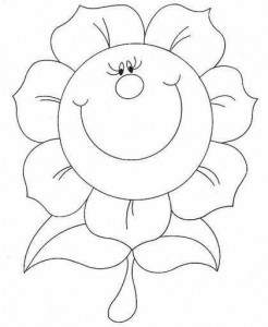 sunflower_coloring_pages