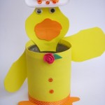 tin can duck