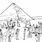 tourism-egyptcolorings