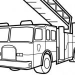 transportation-Firetruck-coloring