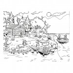 vacation-on-the-lake_coloring_sheets