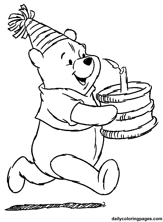 Winnie The Pooh Tigger Piglet Eeore Coloring Pages Crafts And