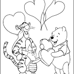 winnie_and_tigger_valentine_coloring_pages