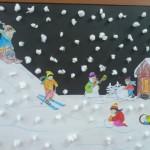 winter season craft