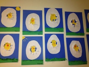 Chicks craft