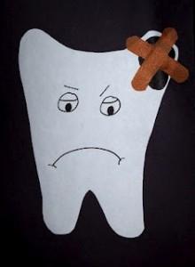 Dental Health Month craft