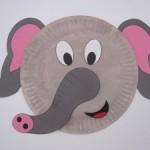 Elephant-Paper-Plate