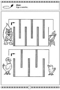 Free Printable Mazes (2)