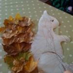 Leaf Tail Squirrel