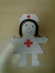 Nurse shape craft
