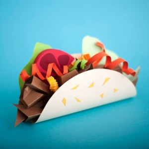 Paper-Craft-Sculptures-Of-Food-2