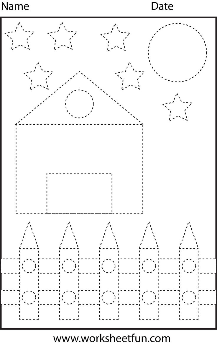 Workbooks shapes worksheets for toddlers : Crafts,Actvities and Worksheets for Preschool,Toddler and Kindergarten