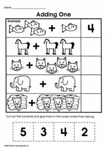 Free Printable Animal worksheet for kids | Crafts and ...