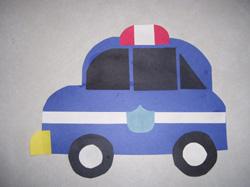 Truck-DirArt-PoliceCar