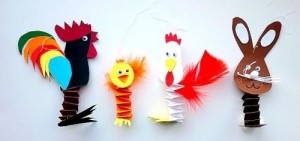 accordion animals craft