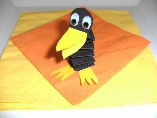 accordion crow craft