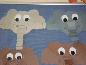 accordion elephant craft