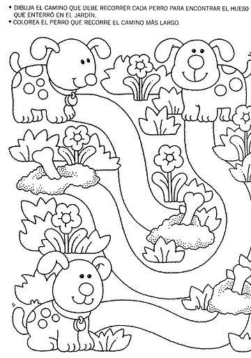 animal maze worksheets (10)
