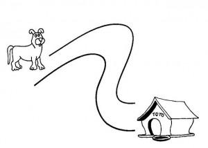 animal maze worksheets (11)
