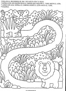 animal maze worksheets (12)