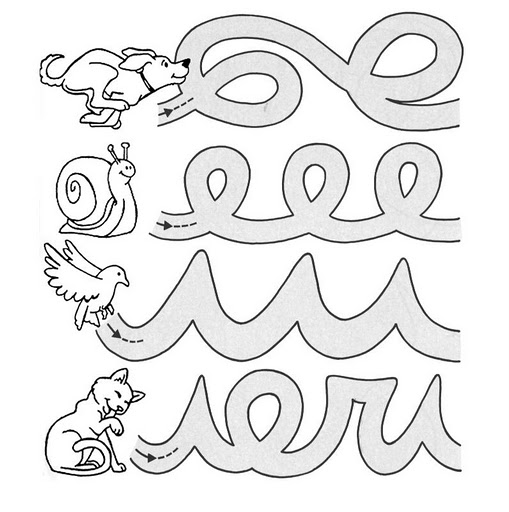 Free Printable animal Mazes for kids | Crafts and Worksheets for ...