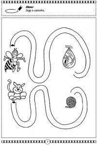 animal maze worksheets (8)
