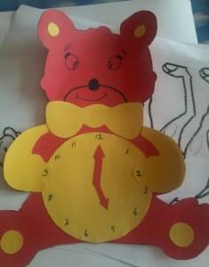 bear clock