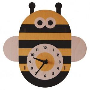 bee clock craft