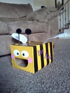 box bee craft