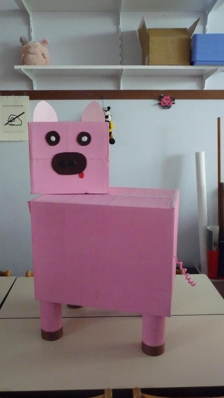box pig craft
