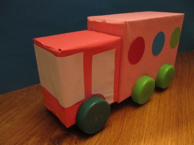 box truck craft