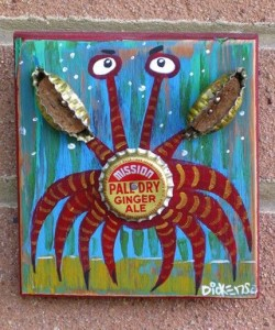 cap crab craft