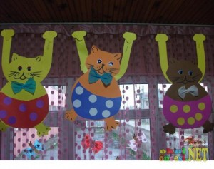 cat craft idea for kids (9)