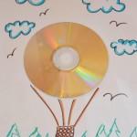 cd balloon craft