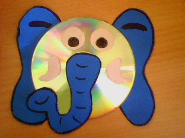 cd elephant craft (1)